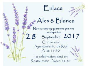 invitacion de boda lavanda descargar plantilla