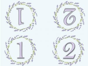 numeracion mesas lavanda1